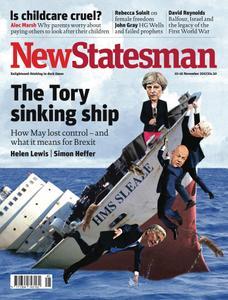 New Statesman - 10 - 16 November 2017