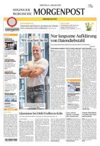Solinger Morgenpost – 08. Januar 2019