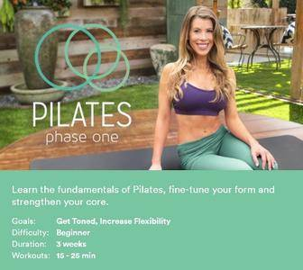 Andrea Speir - Pilates Phase One