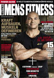 Mens Fitness No 08 - August 2016