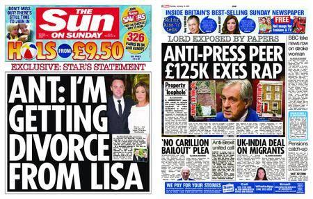 The Sun UK – 14 January 2018