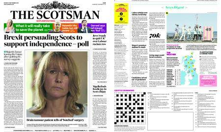 The Scotsman – September 03, 2018