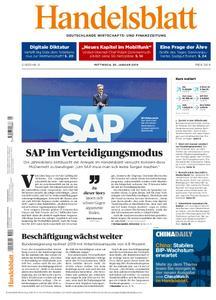 Handelsblatt - 30. Januar 2019