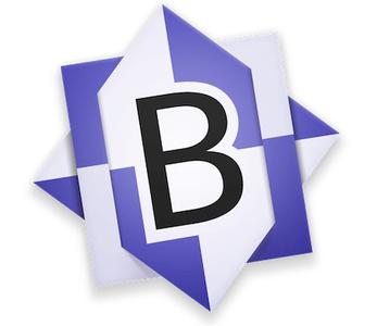BBEdit v12.6.2 macOS