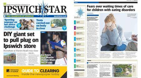 Ipswich Star – August 15, 2018