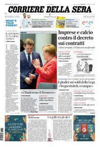 Corriere della Sera - 4 Luglio 2018