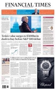 Financial Times USA - November 25, 2020