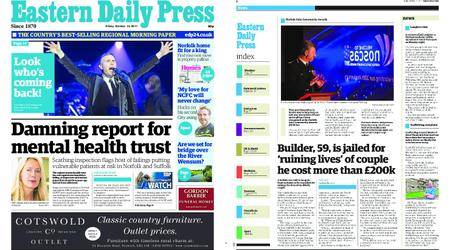 Eastern Daily Press – October 13, 2017