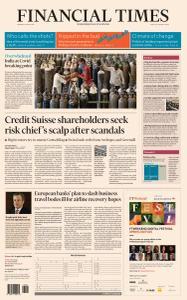 Financial Times USA - April 26, 2021