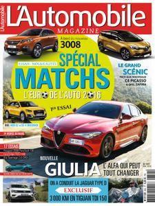 L'Automobile Magazine - juillet 2016
