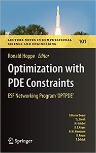 Optimization with PDE Constraints: ESF Networking Program `OPTPDE`