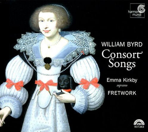 William Byrd - Consort Songs - Emma Kirkby & Fretwork (2004)