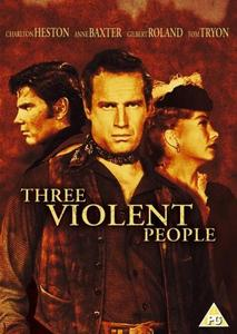 Three Violent People (1956)