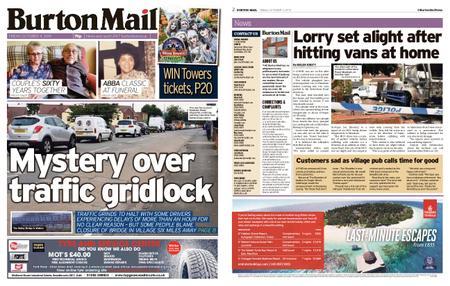 Burton Mail – October 04, 2019