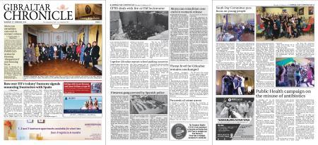 Gibraltar Chronicle – 21 February 2019