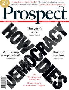 Prospect Magazine - Issue 291 - October 2020