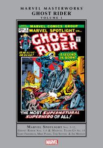 Marvel Masterworks - Ghost Rider v01 (2019) (Digital) (Zone-Empire