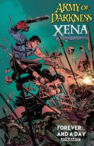 Dynamite-Army Of Darkness Xena Warrior Princess Forever And A Day 2020 Hybrid Comic eBook