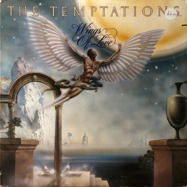 The Temptations Wings Of Love 1976 Motown G6 971s1