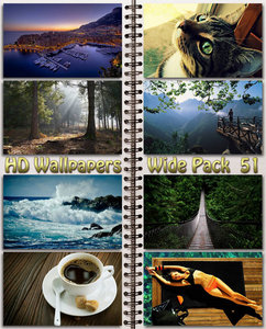 HD Wallpapers Wide Pack #51