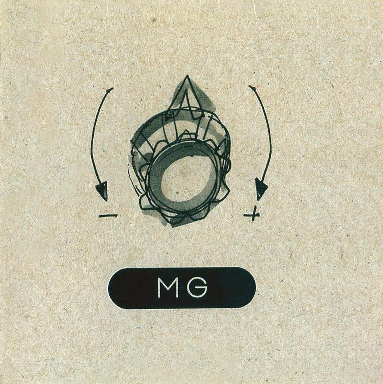 Martin L. Gore - MG (2015)