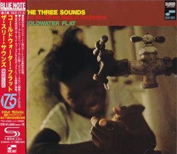 The Three Sounds and The Oliver Nelson Orchestra - Coldwater Flat (1968) {2014 Japan SHM-CD Blue Note 24-192 Remaster}