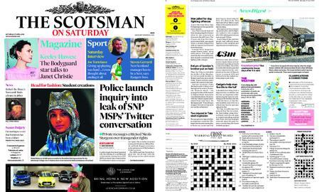 The Scotsman – April 27, 2019