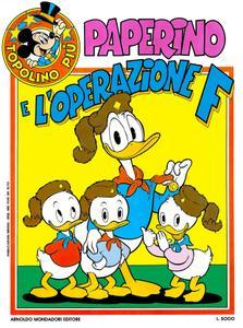 Topolino Piu' N. 10 - Paperino e l'operazione F (01-1984)