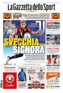 La Gazzetta dello Sport Roma – 31 dicembre 2020