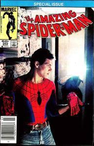 Spider Man [263 of 589] Amazing Spider Man V1 262