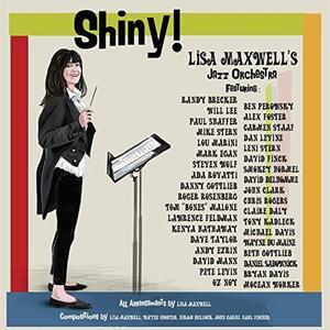 Lisa Maxwell - Shiny! (2019) [Official Digital Download]