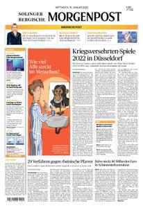Solinger Morgenpost – 15. Januar 2020