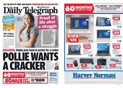 The Daily Telegraph (Sydney) – September 24, 2020