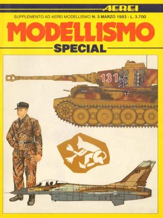 Aerei Modellismo special - Marzo 1983