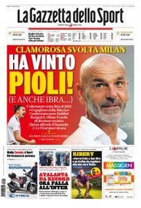 La Gazzetta dello Sport Roma – 22 luglio 2020