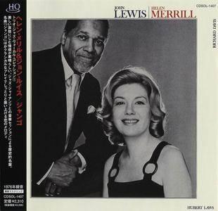 John Lewis & Helen Merrill - Django (1977) [Reissue 2011] (Repost)