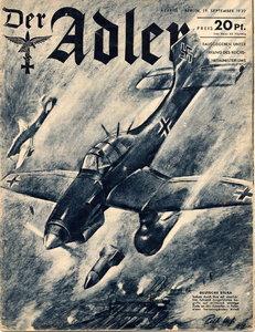 Der ADLER No.16 - 19 September 1939