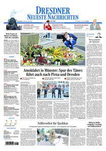 Dresdner Neueste Nachrichten - 09. April 2018