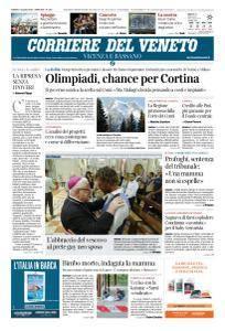 Corriere del Veneto Vicenza e Bassano - 7 Luglio 2018