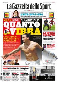 La Gazzetta dello Sport Roma – 05 dicembre 2019