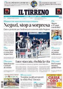 Il Tirreno Livorno - 3 Aprile 2021