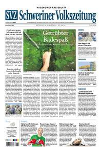 Schweriner Volkszeitung Hagenower Kreisblatt - 28. August 2019