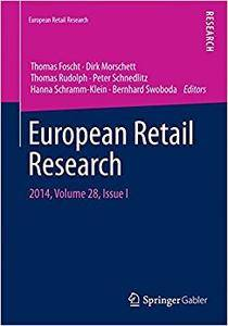 European Retail Research: 2014, Volume 28, Issue I
