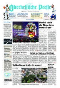 Oberhessische Presse Hinterland - 26. Februar 2018
