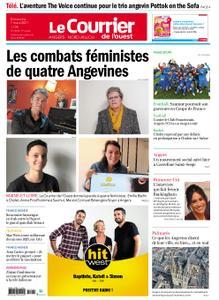 Le Courrier de l'Ouest Angers – 07 mars 2021