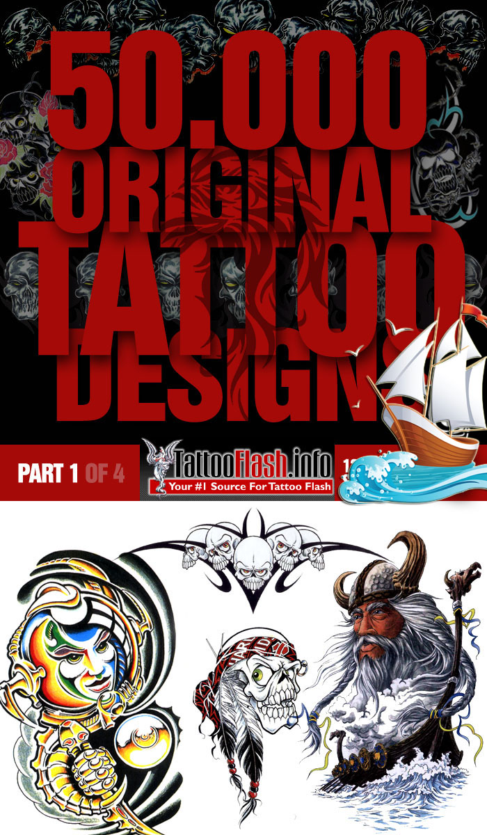 50000 Tattoo Images design