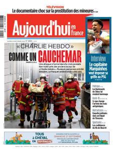Aujourd'hui en France - 26 Septembre 2020