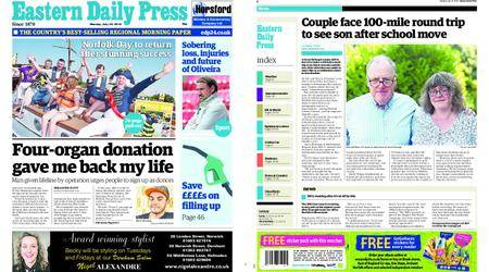 Eastern Daily Press – July 30, 2018