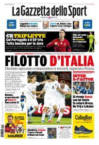 La Gazzetta dello Sport Bergamo – 16 novembre 2019