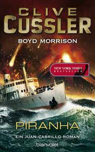 Clive Cussler - Piranha Ein Juan-Cabrillo-Roman